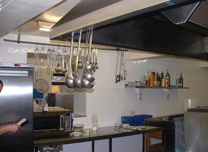 notile hygienic panels seal major uk restaurant contract