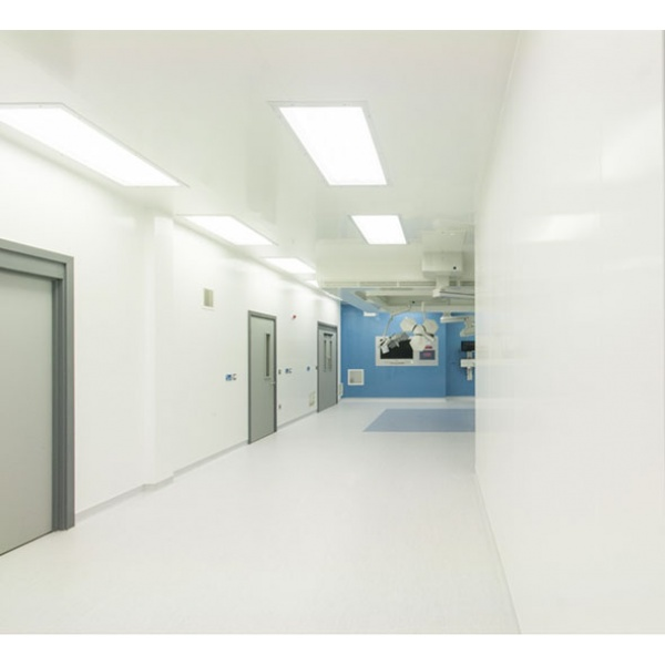 Biomaster works to prevent bacteria growth in Trovex PVC wall cladding