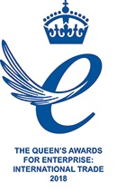 Addmaster wins a second Queens Award for International Trade