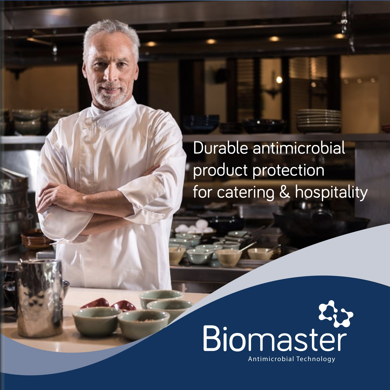 Biomaster catering and hospitality brochure