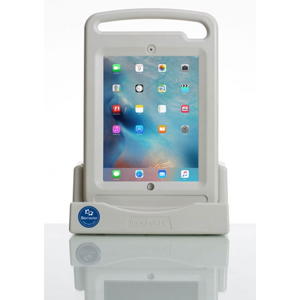 Tough-PAC iPad case incorporates Biomaster antibacterial protection
