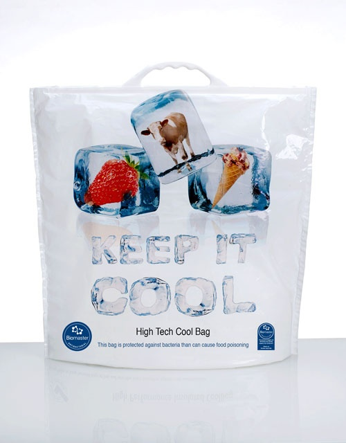 Biomaster antibacterial protection adds value to B&G cool bag