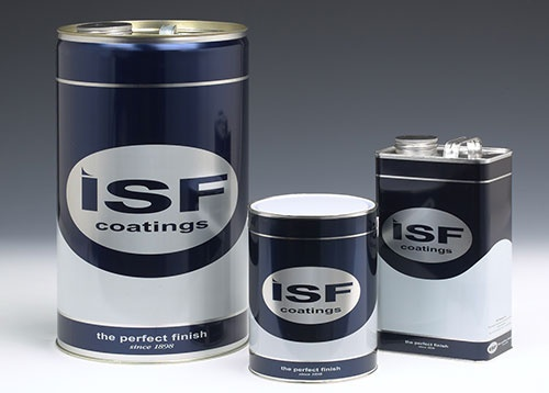 ISF Coatings with Biomaster
